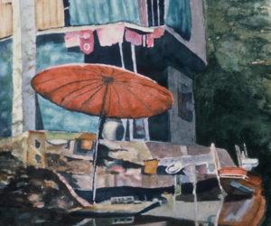 Watercolor 13 X 13
