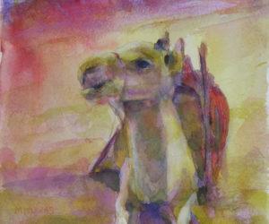 Watercolor 6 X 6